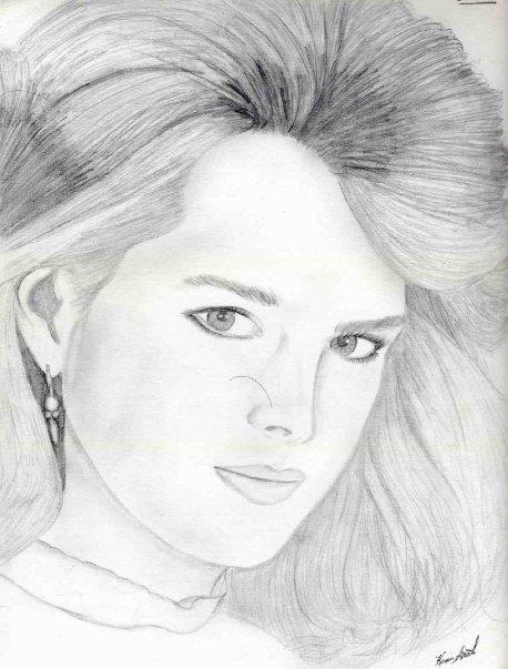 Brooke Shields por Chefranger